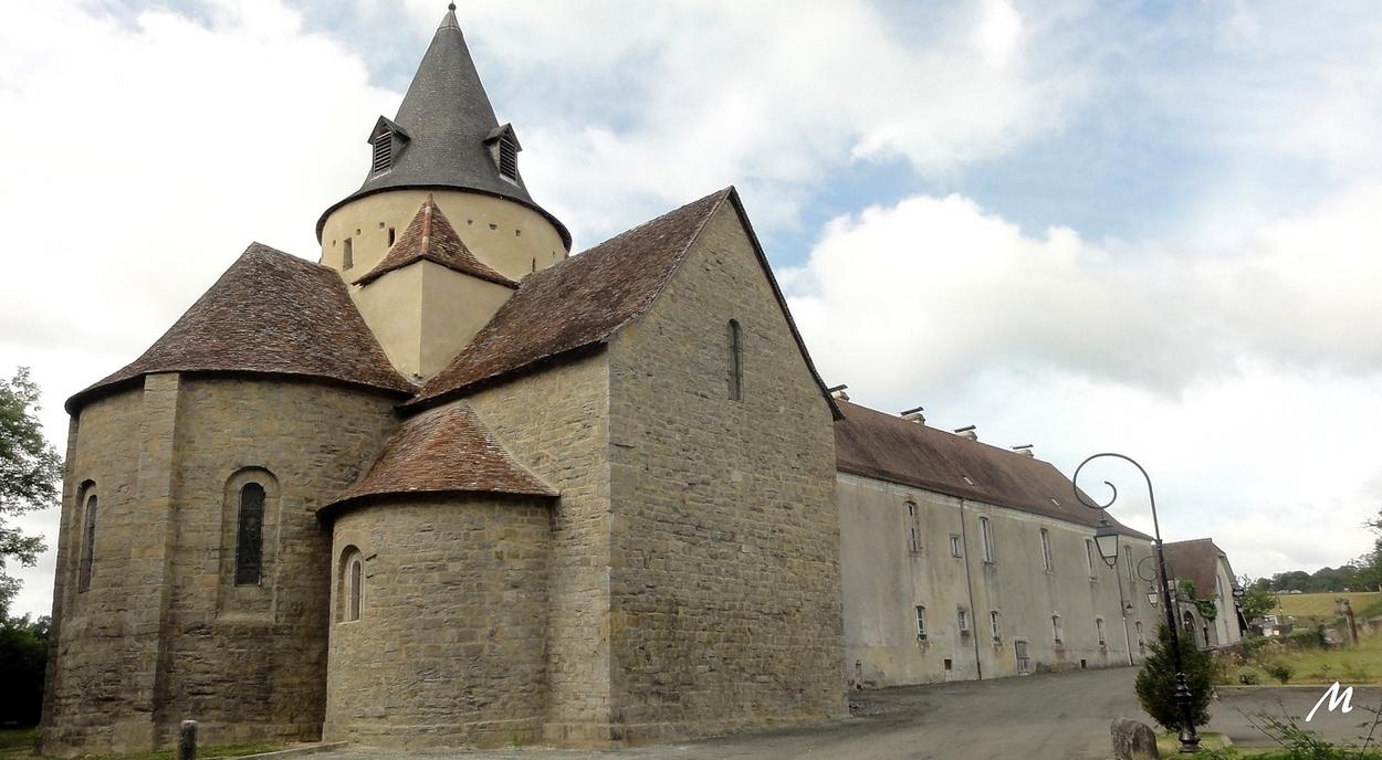 Saint Jacques, 9 août de Maslacq à Navarrenx, 22,1 Km