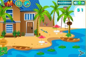 Jouer à AVM Escape bonny beach