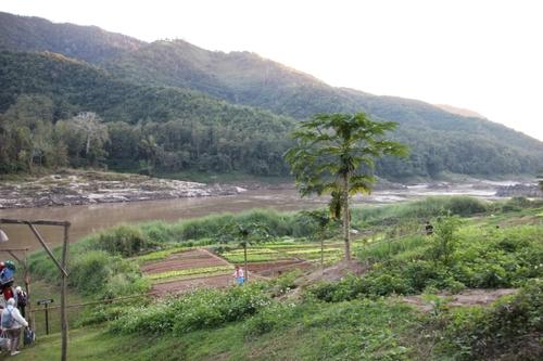 De Huay Xai à Pakbeng en bateau