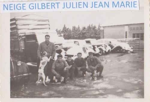 HOMMAGE à Gilbert LAROCHE