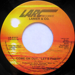 "Lanier & Co. - Come On Out ""Let's Party"""