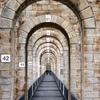 Les arches de l'aqueduc