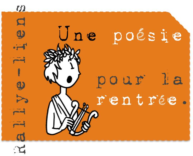 Rallye-lien : une poésie pour la rentrée (Le Cancre de Jacques Prévert)