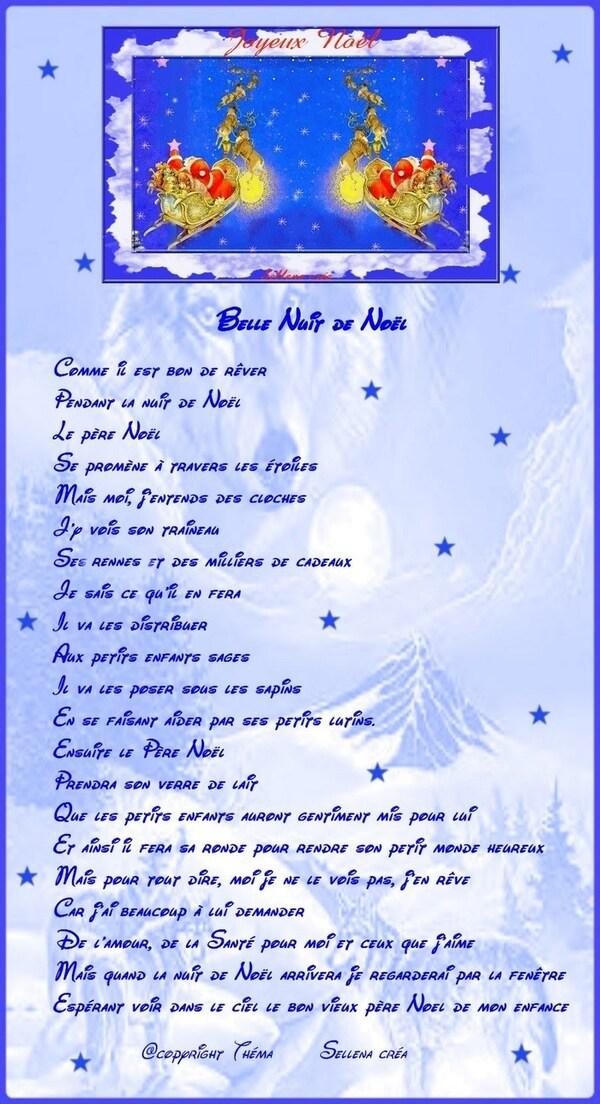 293 - Belle nuit de Noël