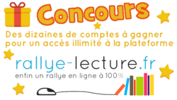 Grand concours Rallye lecture : les heureux gagnants...