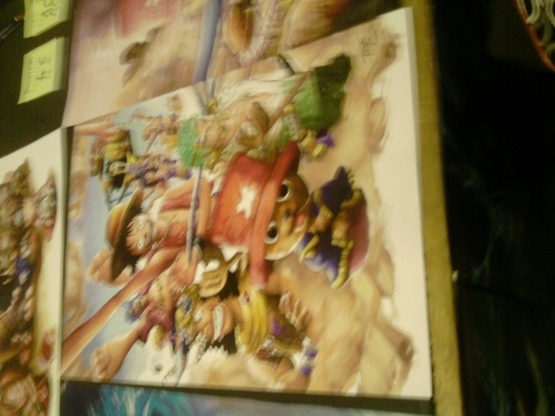 poster one piece ^^