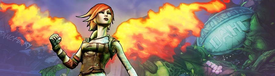 AILLEURS : Borderlands 2 : DLC  Commander Lilith & The Fight for Sanctuary*