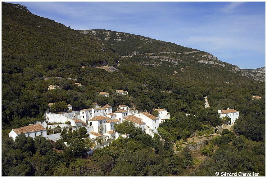 Convento da Arrabida - Serra d'Arrabida (Portugal)