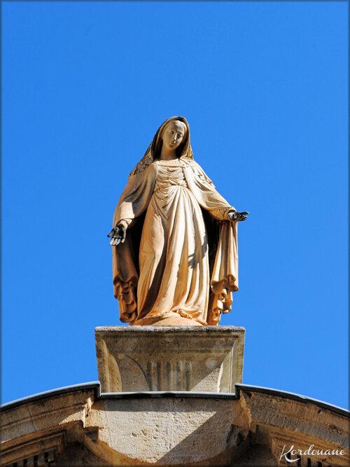 Photo du Sanctuaire Marial de Verdelais (Gironde)