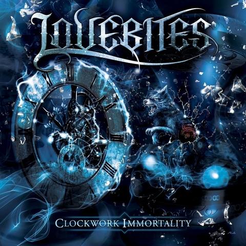 LOVEBITES - Les détails du nouvel album Clockwork Immortality