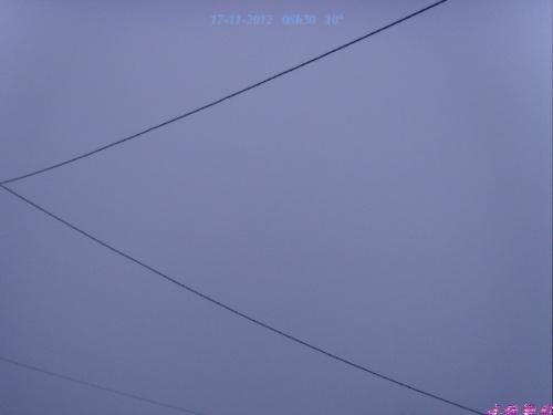 TEMPS DU JOUR  17/11/2012