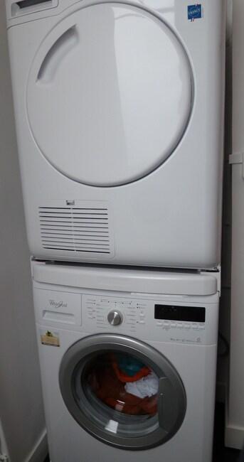 Mon cadeau pour mon FILS, un lave linge + un sèche linge