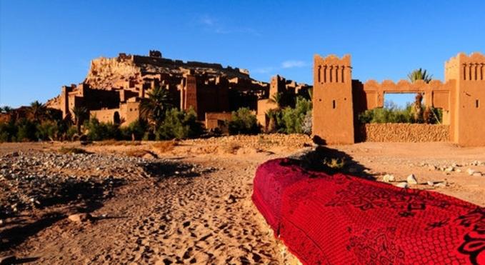La Kasbah d'Aït Ben Haddou