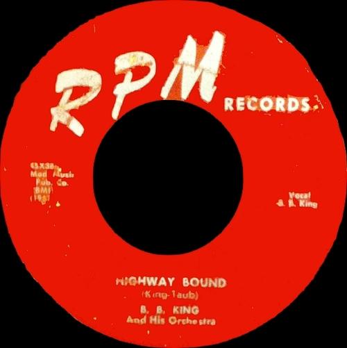 """B.B. King : CD """" B.B. King Story Vol. 2 1953-1954 """" Soul Bag Records DP 36 [ FR ]"""