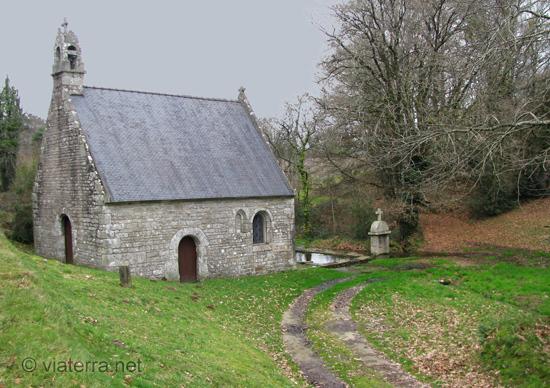 quistinic chapelle saint roch
