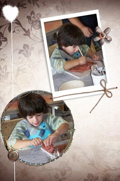 Blog de chipiron :Un chipiron dans les Landes, Little Artiste