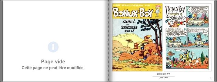 Bonux Boy, intégrale 3
