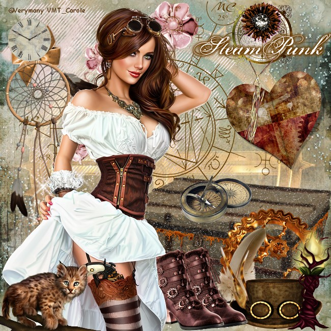 sweet steampunk