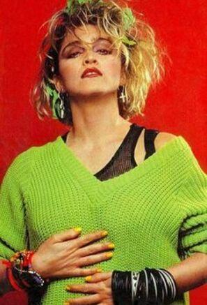 Coiffures des femmes des années 1980