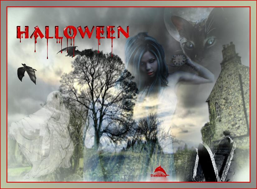 Joyeuse Halloween!!