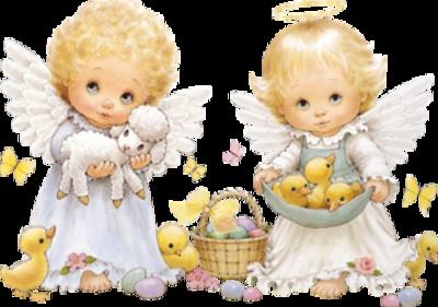 Personnages de Pâques 4