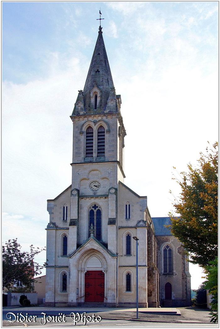 85 - Vendée / Château-Guibert