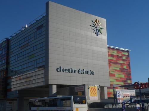 """la Gare """"el centre del mondo"""""""