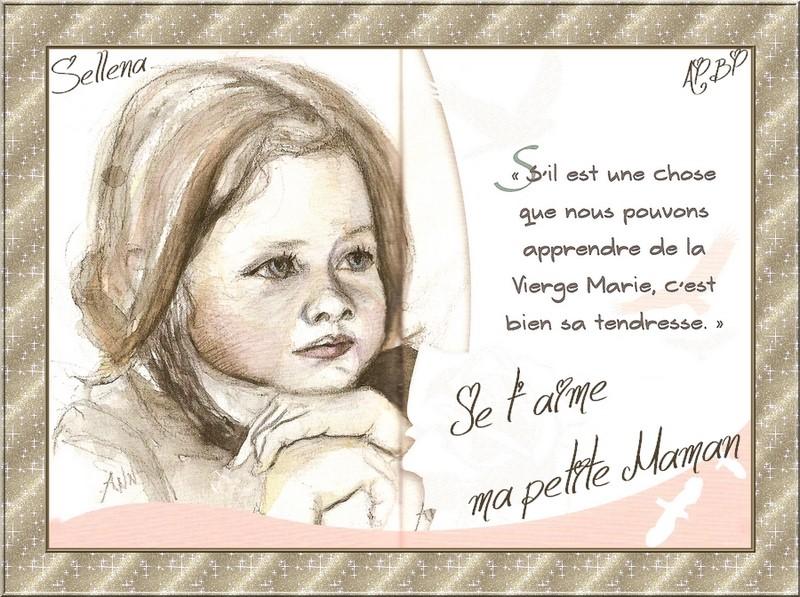 Maman, je t' aime