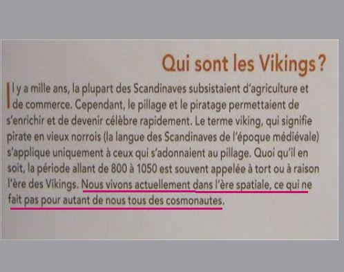 Des Vikings au Canada