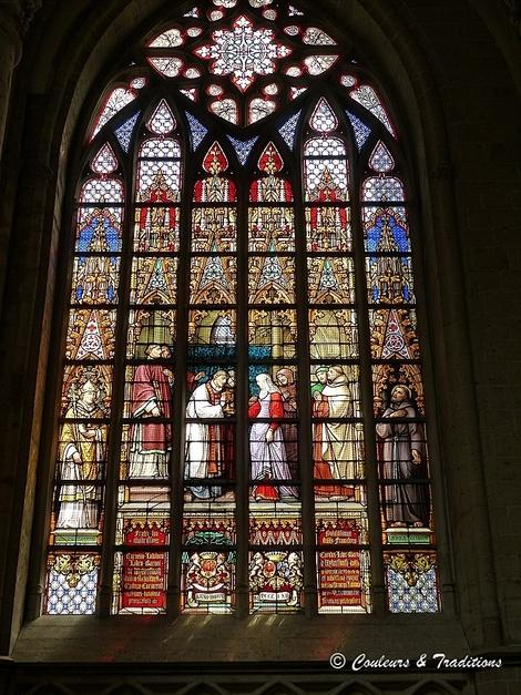 Cathédrale Saints Michel et Gudule de Bruxelles