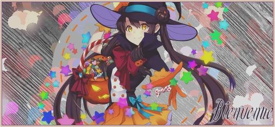 Créations Bienvenue Halloween