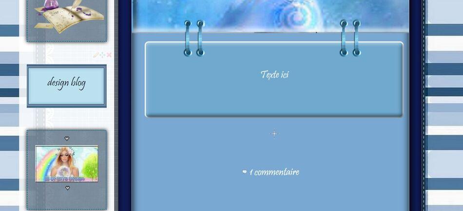 fee bleue