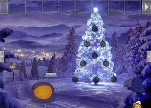 Jouer à Frozen Santa rescue