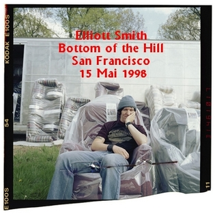 Live: Elliott Smith - Bottom of the Hill - San Francisco - 15 mai 1998