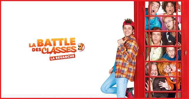 Les Profs 2  // La battle des classes - Dès le 23 avril jusqu'au 29 mai