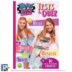 Les livres d'activités Maggie & Bianca