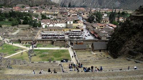 CUSCO-VALLEE SACREE-AGUAS CALIENTES
