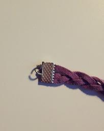 DIY : Bracelet tressé avec breloques !