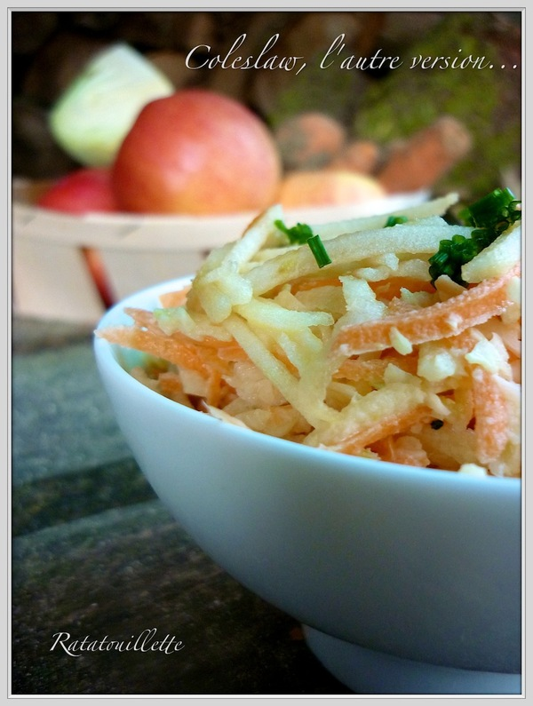 Coleslaw, l'autre version...