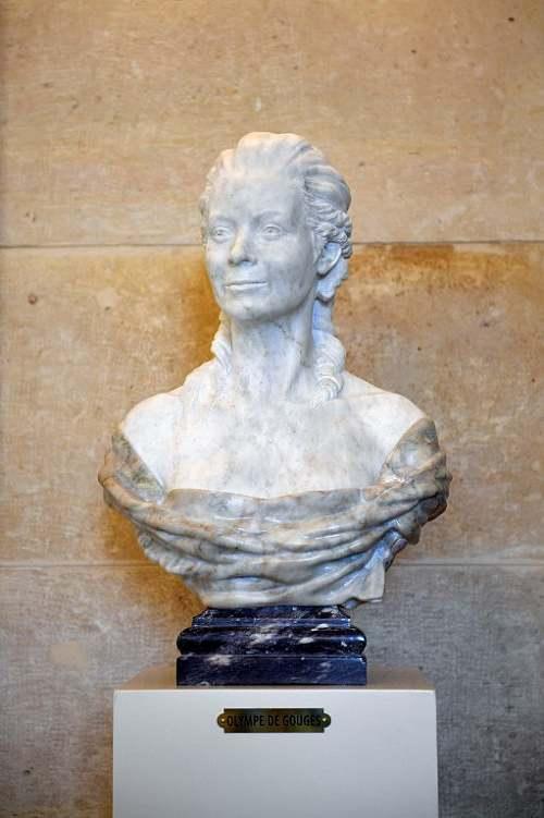 3 Novembre 1793 : décès d'Olympe de Gouges