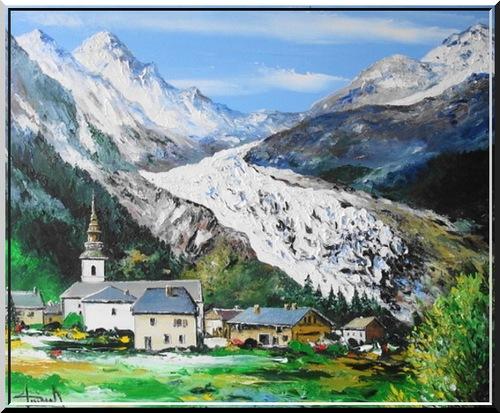 Peinture de Christian Guinet