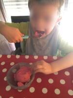 Glaces et sorbets naturels pour les petits