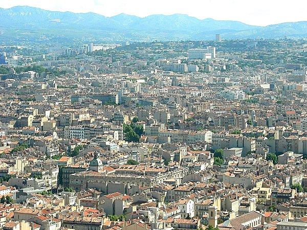 Marseille vue de la Vierge (20)