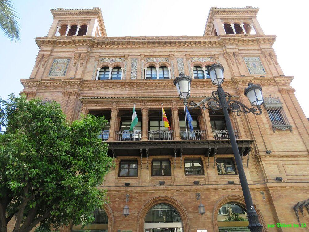 Séville en Andalousie -4