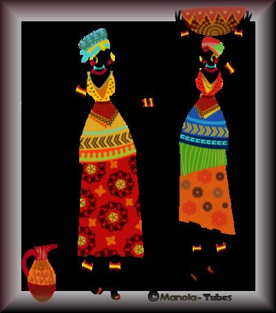 Tube femmes d'Afrique 3000