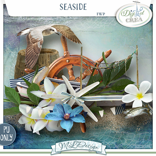 SeaSide by MLDesign _ mini kit