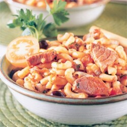 macaroni à la sicilienne