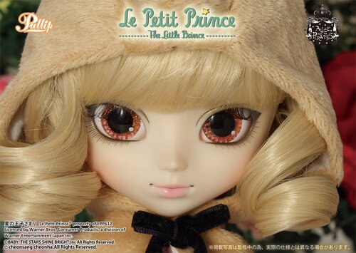 Janvier : Pullip The Fox