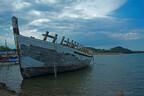 Paimpol :Cimetière à bateaux