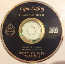 CYM LAJOY - CHANGE OF HEART (1995)